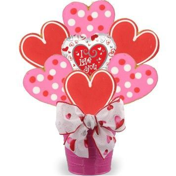 Love Bug Cookie Bouquet-SOLD OUT