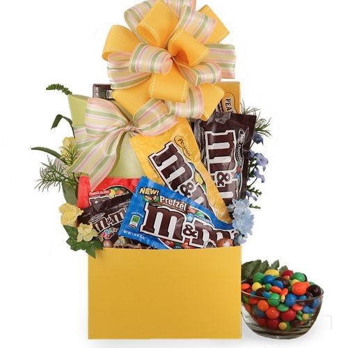 M&M's Candy Gift