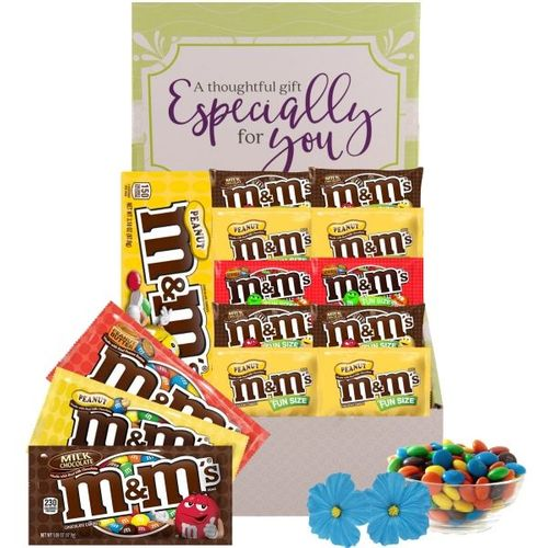 M&M's Study Feast College Care Package