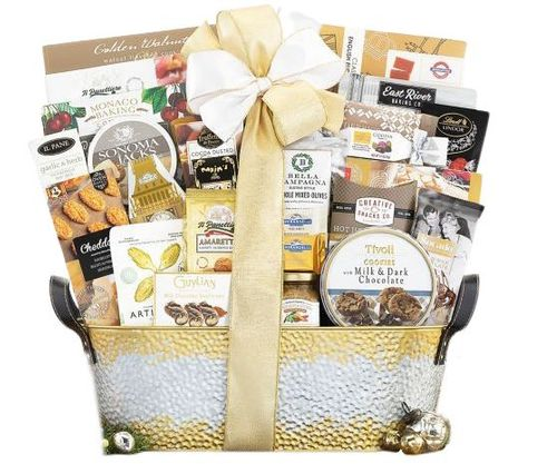 Many Thanks Gourmet Gift Basket - Coming 11/22/21