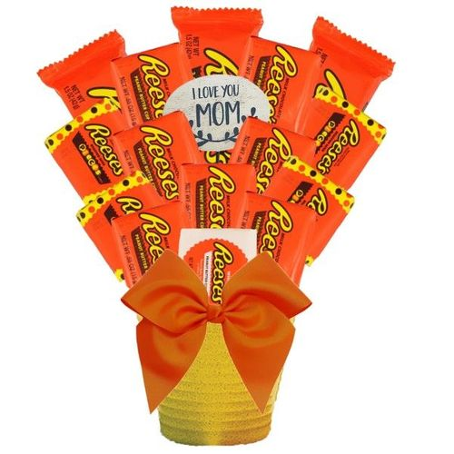 Mother's Day Reese's Candy Bouquet