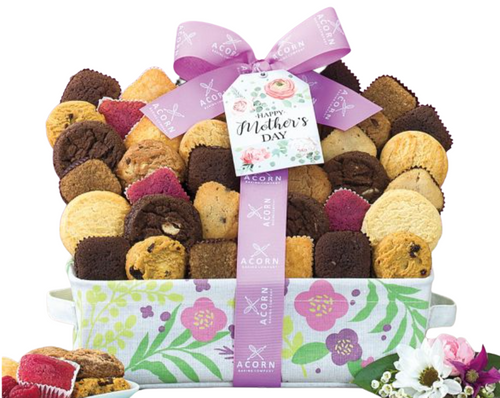 Mother's Day Brownie, Cookie and Cake Assortment