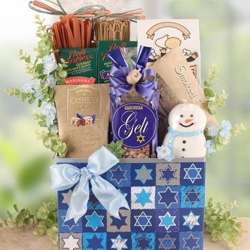 Need Holiday Gift Basket Ideas? Leave it to us!