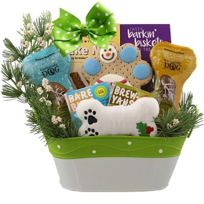 Pawliday Wishes Dog Gift - SOLD OUT