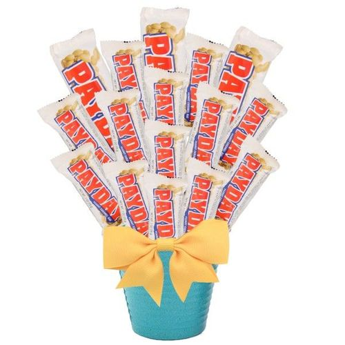 Priceless Payday Candy Bouquet