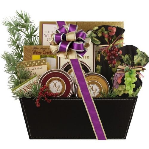 Refined Elegance Holiday Wine Themed Gift - SOLD OUT
