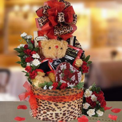 Romantic Gift Basket Ideas