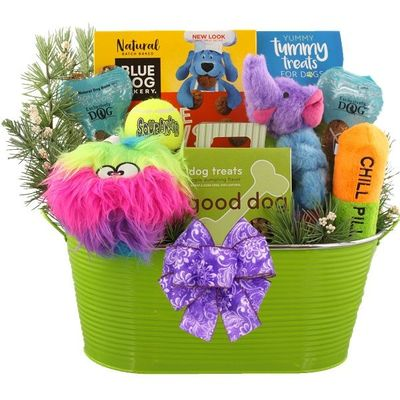 Ruff Housing Holiday Dog Gift