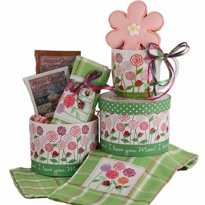 Show Mom You Love Her with One of Our Mother�s Day Gift Baskets