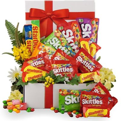 Skittles Care Package