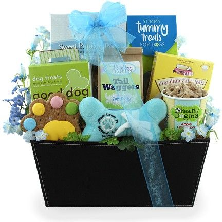 Sniffany & Co. Dog Gift Basket