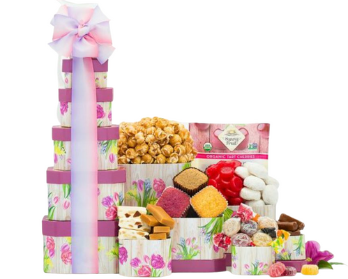 Summer Celebration Gift Tower - SOLD OUT