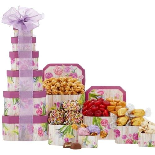 Spring Celebration Gift Tower - SOLD OUT