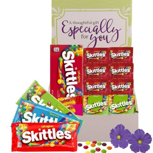 Study Skittles College Care Package