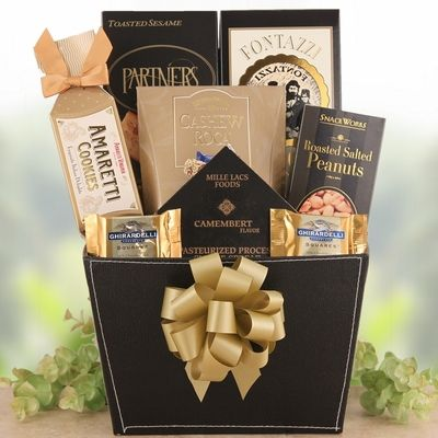 Surprise Your Clients with One of Our Corporate Holiday Gift Baskets