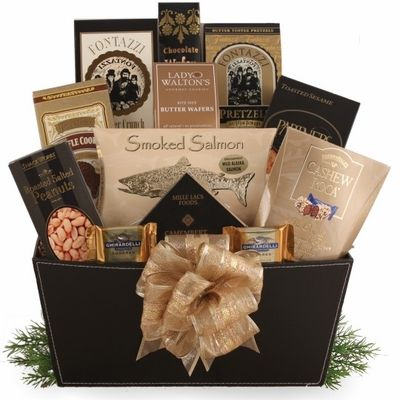 The Best 3 Executive Gift Baskets to Give Your Coworkers