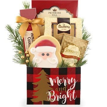 Custom Holiday Gift Baskets are Always a Perfect Fit