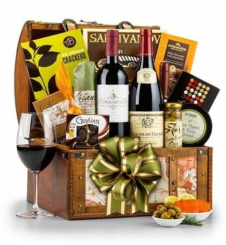The Three Best Corporate Christmas Gift Baskets