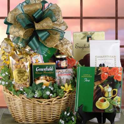 Thinking of You Gift Basket Ideas