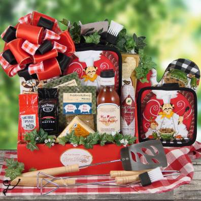Three Complements To Complete Christmas Food Gift Baskets