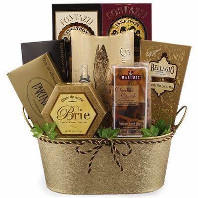 Three Executive Gift Baskets to Give Your Boss for Their Birthday
