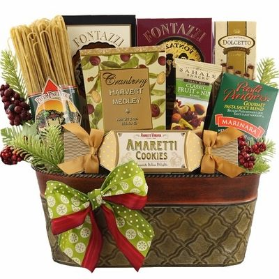 �Tis the Season for Christmas Gift Baskets