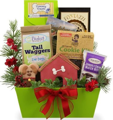 Treats for Two Dog & Owner Christmas Gift