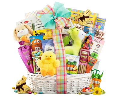 Ultimate Easter Assortment Gift Basket