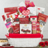 Valentine Extravaganza Gift Basket - AVAILABLE - 2/4/2020