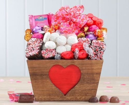 Valentine Sweets and Truffles