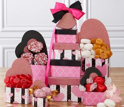 Valentine Tower of Hearts - SOLD OUT