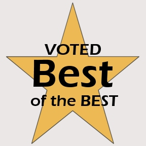 Voted Best of the Best 2008