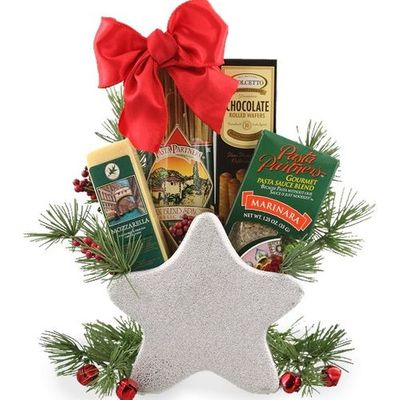 Choose from a Wide Selection of Christmas Gift Baskets to Give this Year