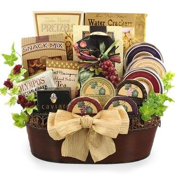 Wine and Cheese Gift Basket - SOLD OUT