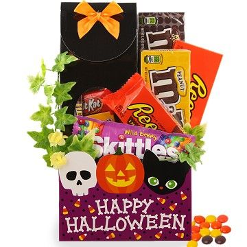 Witch Treats Halloween Gift