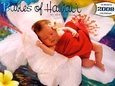 Babies of Hawaii by Barbara Kamille - 2008 Deluxe Calendar