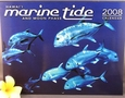 Hawai`i Marine Tide and Moon Phase - 2008 Calendar