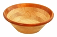 Large Cherry Rim Bowl by Mountain Woods
