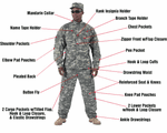 ACUs and SDUs- Army Combat Uniforms