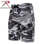 City Camo Camouflage Army Shorts