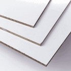 """1/4"""" Porcelain on Steel Panels 4'H x 16'W (2 SECTIONS)"""