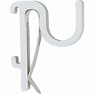 """1"""" Hook Clip for Map Rail"""