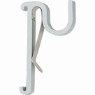 """2"""" Hook Clip for Map Rail"""