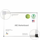 ABC Porcelain Boards 1.5'H  X 2'W
