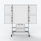 Luxor Collaboration Station – Mobile Whiteboard