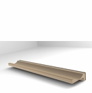 Magnetic Wood Tray