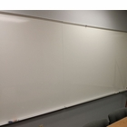 Porcelain Steel Markerboards-Aluminum 4'H x 20'W (2 SECTIONS)