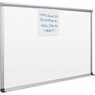 Slim Bite Whiteboard - Dura-Rite Surface 4'H x 4'W