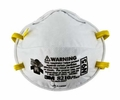 3M 8210 PLUS N95 Disposable Respirator (Case of 160 Masks)