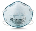 3M 8246 R95 Disposable Respirator (R95+AG) (Case of 120 Masks)